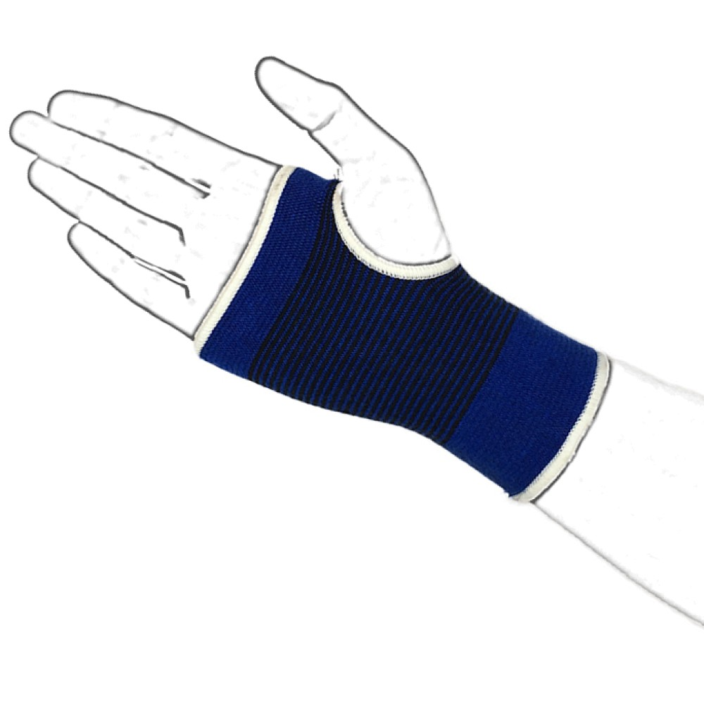 Blue Palm Wrist Support