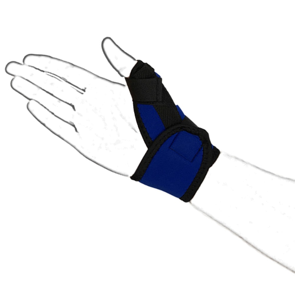 Royal Blue Thumb Spica