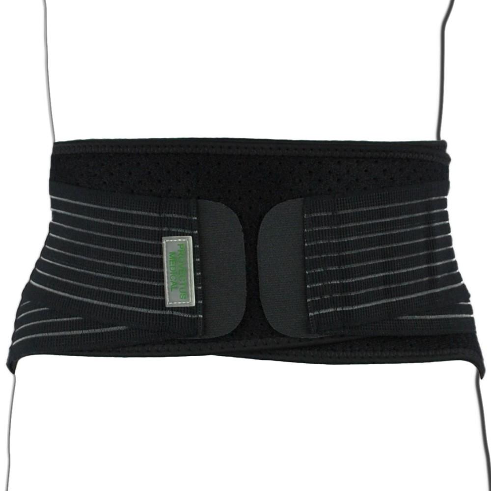 6 Splint Double Pull Lumbar Support Belt