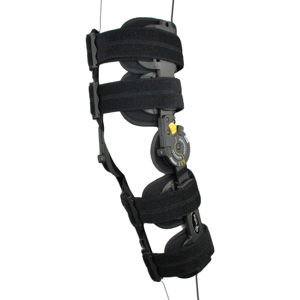 5ff809553c Inspired Breg T-Scope Hinged Knee Brace - Lower Limb - Products