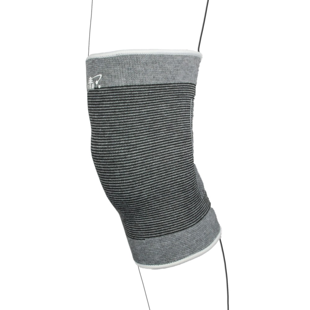Grey Knee Support Sleeve