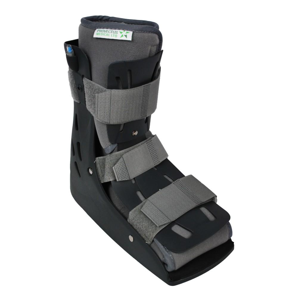 Air Bladders Full Shield Walker Boot