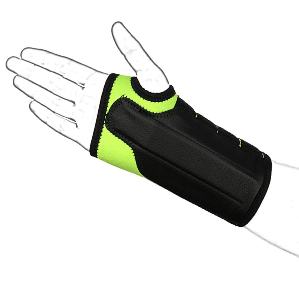 Green N-Wrap Wrist Brace