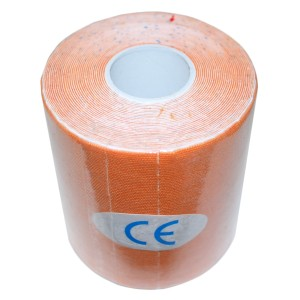 7.5cm x 5m Orange Kinesiology Tape