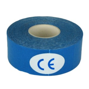 2.5cm x 5m Blue Kinesiology Tape