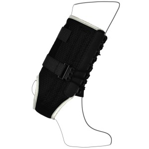 Laced Ankle Brace