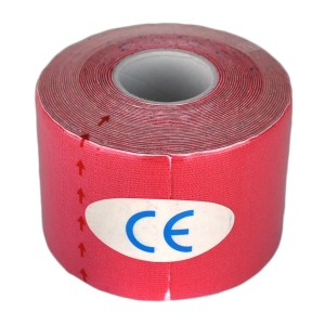 5cm x 5m Pink Kinesiology Tape