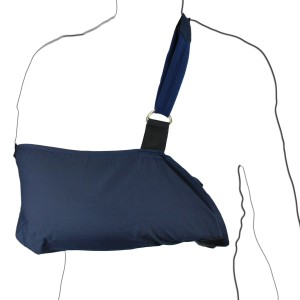 Deluxe Shoulder Arm Sling