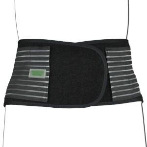 Neoprene Adjustable Waist Support Belt with Straps