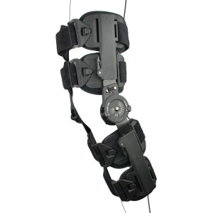 Breg T-Scope Hinged Knee Brace