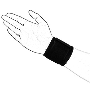 N-Wrap Wrist Support Strap