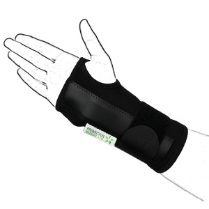 Right Hand Wrist Brace Support Strap