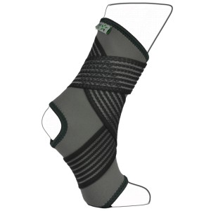 Grey Ankle Brace