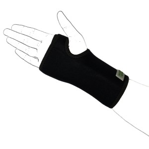 Pro-cool Breathable Wrist Brace with Bar