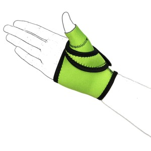 Green CMC Thumb Support