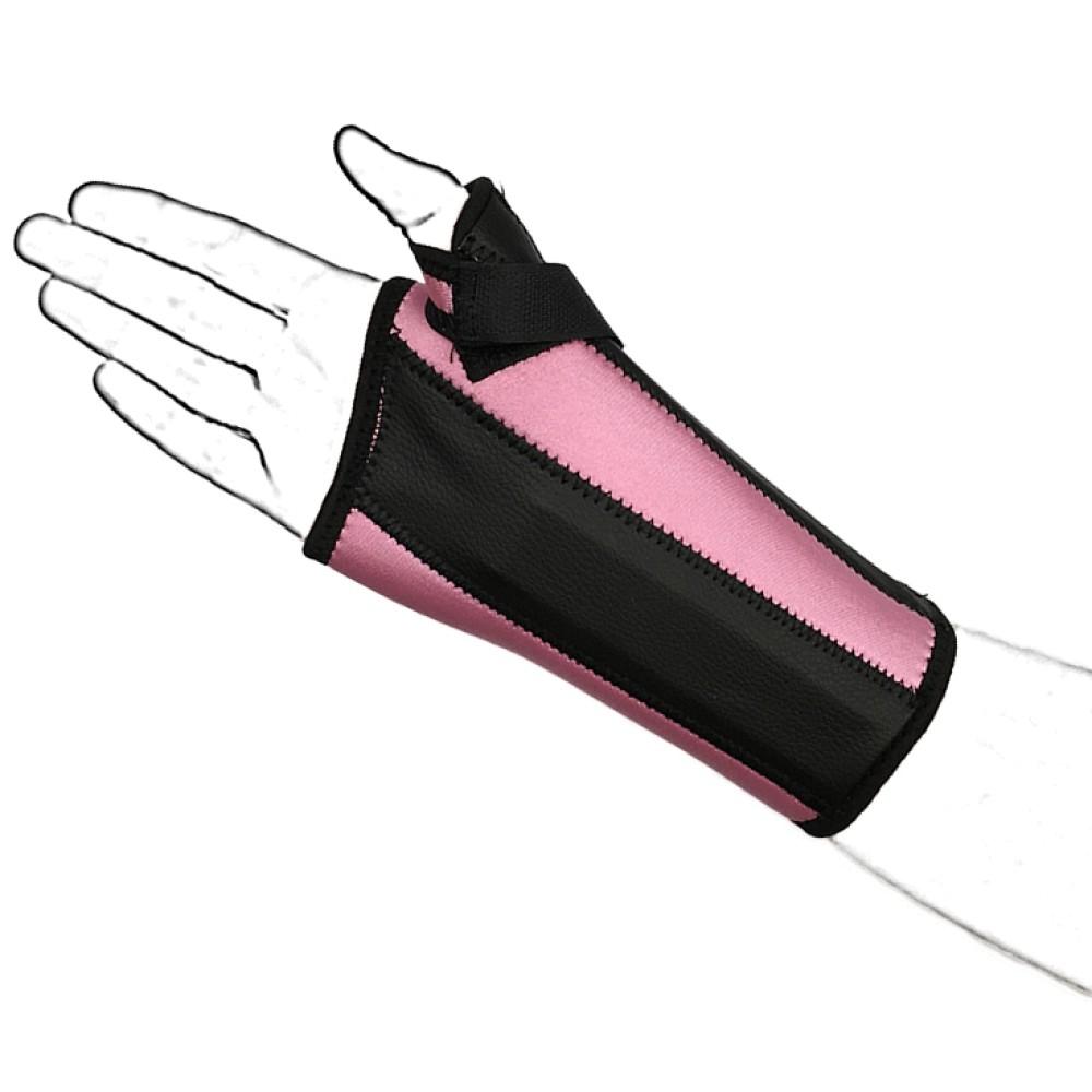 Pink N-Wrap Thumb Brace
