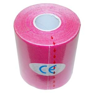 7.5cm x 5m Pink Kinesiology Tape