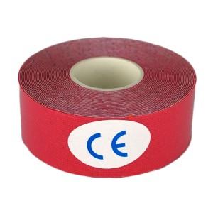 2.5cm x 5m Pink Kinesiology Tape