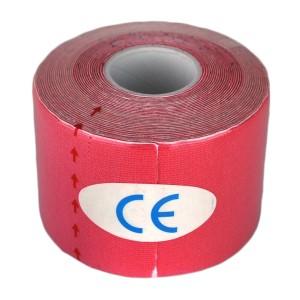 5cm x 5m Pink Kinesiology Tape