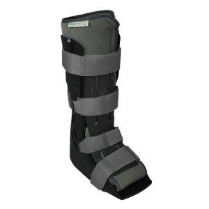 Grey Full Shield Walker Boot