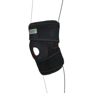 Patella Black Elastic Knee Support
