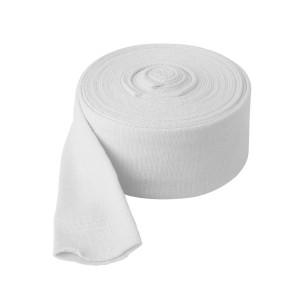 Elasticated Thick White Tubular Bandage